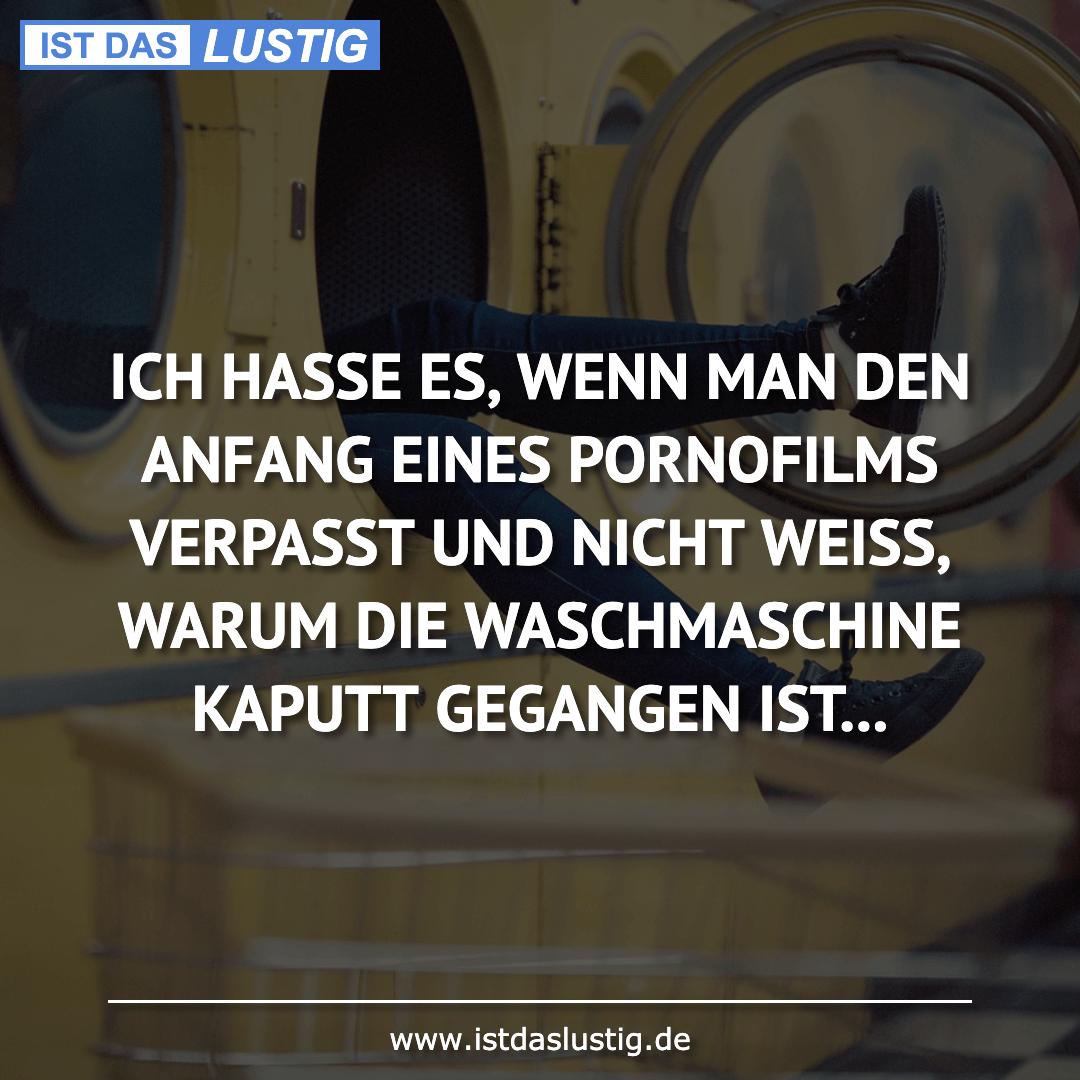Lustiger BilderSpruch - ICH HASSE ES, WENN MAN DEN ANFANG EINES...